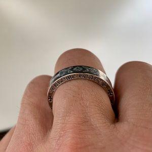 Chrome Hearts Dagger Spacer Ring 6mm